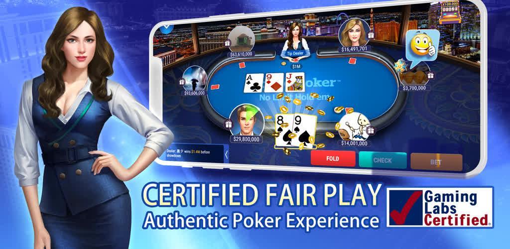 Sohoo Poker - Texas Holdem