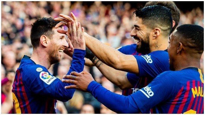 Akhir Musim Liga Spanyol