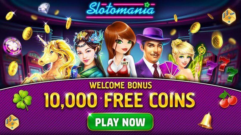 Slotomania - Vegas Slots Casino