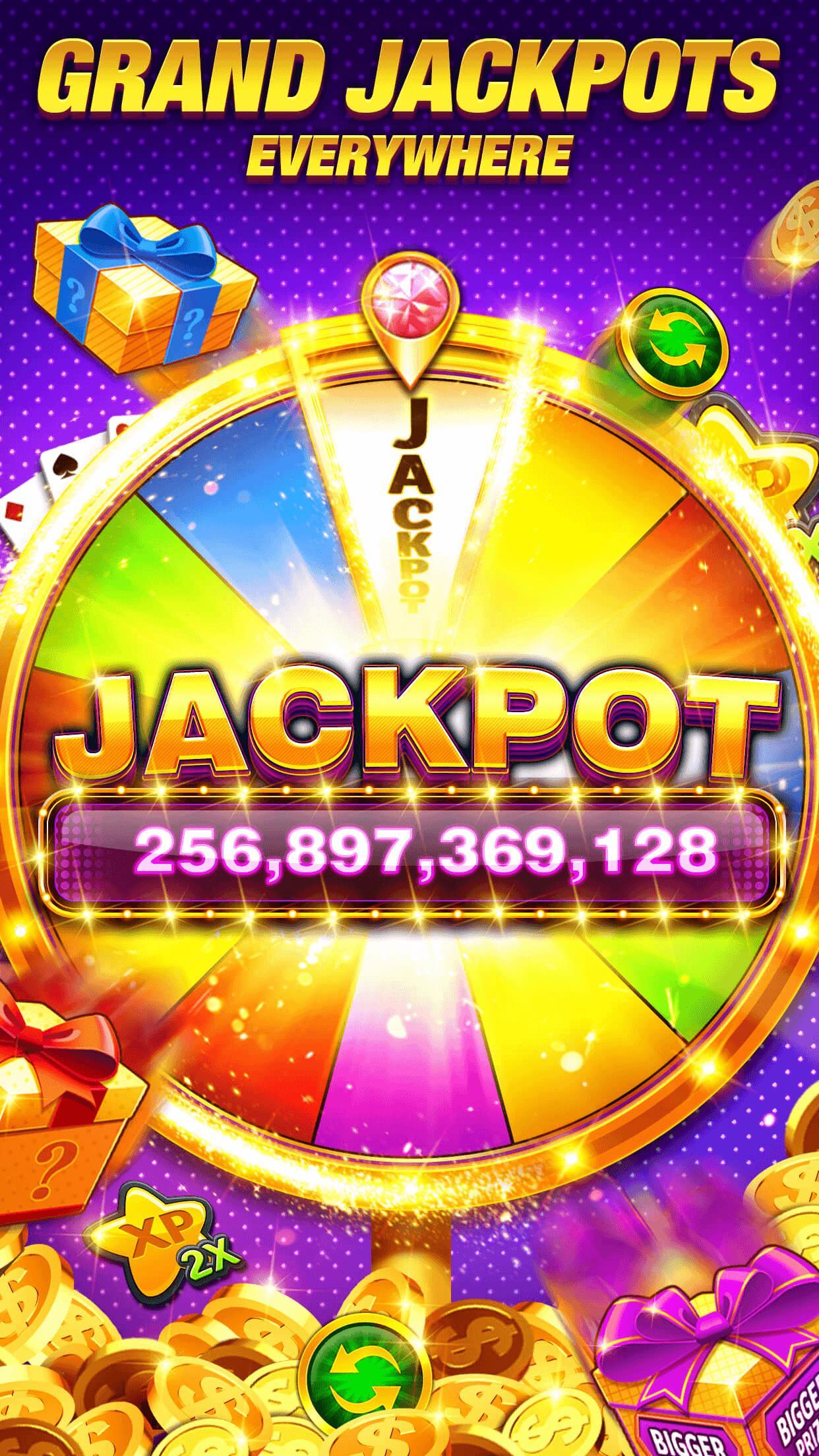 Slots Casino-Jackpot Mania